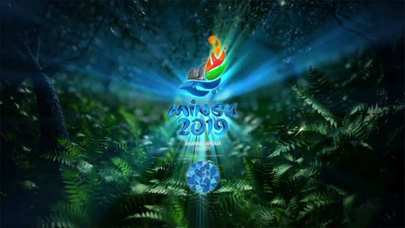 Презентационный ролик Церемонии открытия II Европейских игр в Минске