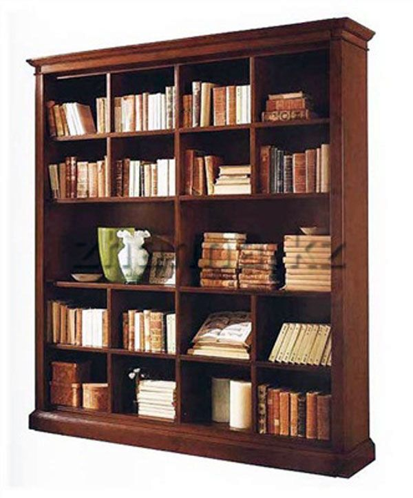 Zhanna.kz - книжный шкаф bruno piombini 3962 фото.