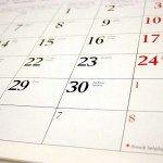 В Беларуси принято решение о переносе рабочих дней в декабре 2012 года и в 2013 году