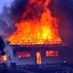 На прошлой неделе в Рогачевском районе произошло два пожара. Обошлось без жертв