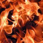 На территории Рогачевского района на прошедшей неделе произошло два пожара, на одном из которых погиб человек