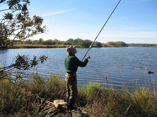 рыбалка в буриказгане