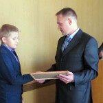 Школьник  Артем Солохин помог задержать в Рогачеве  велосипедного вора