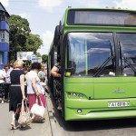 11 июня изменится график работы общественного транспорта в Рогачеве