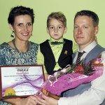 Молодые, энергичные, дружные и симпатичные семьи живут на Рогачевщине