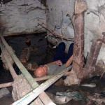 В подвале поселился бомж – звоните в милицию!