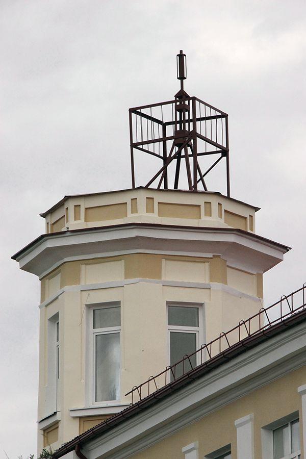 Так выглядит башня после проведенной в 2014 году реставрации.