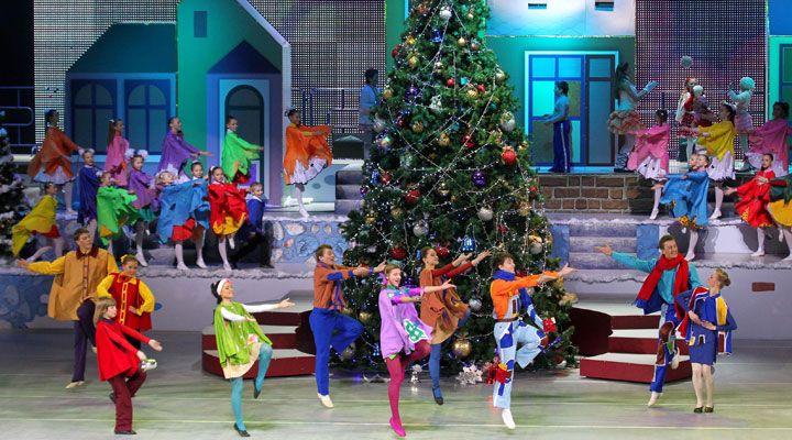 Новый год в белоруссии для детей с