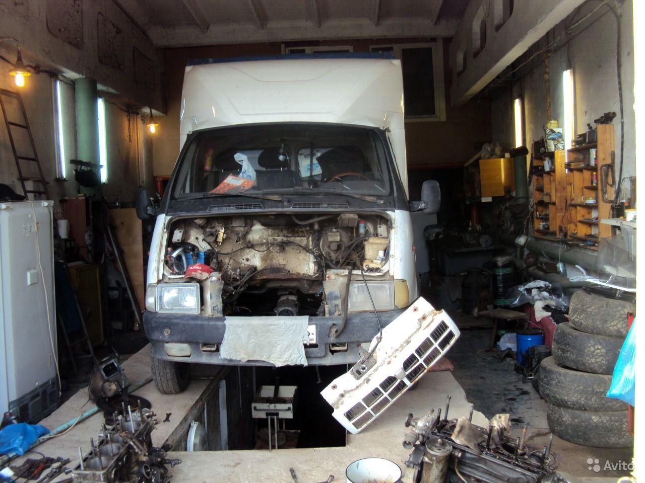 Ремонт машины в гараже своими руками 72