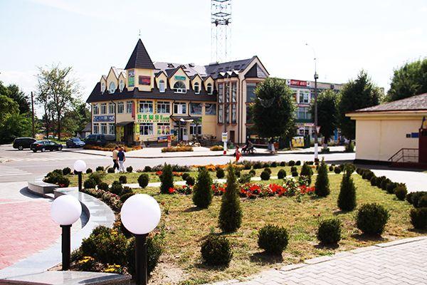 Новоград-Волынский - один из красивейших райцентров Украины.
