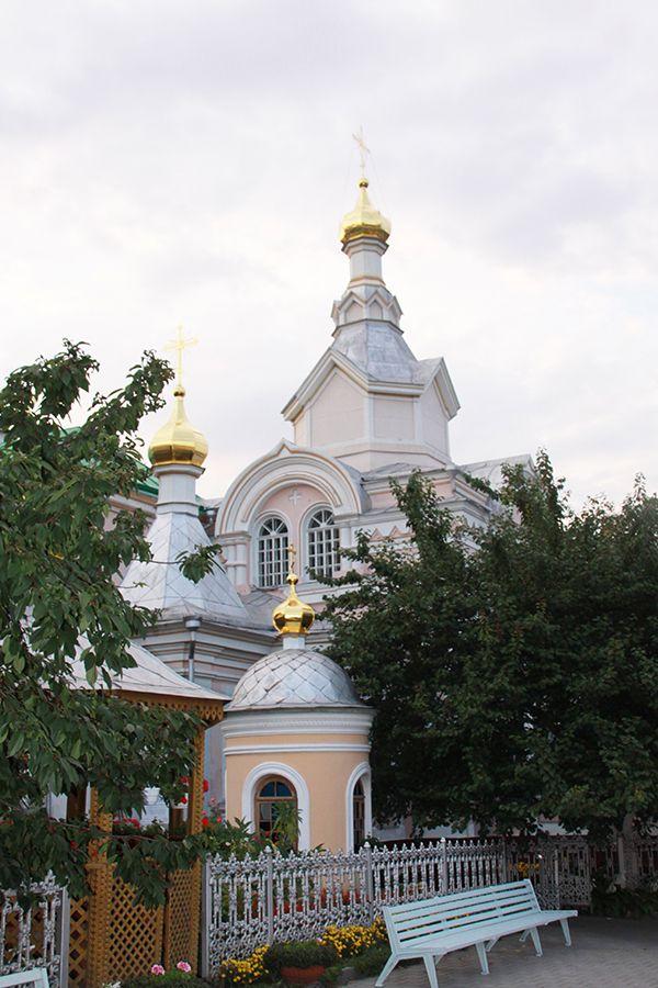 Достопримечательности Новоград-Волынского и Корецкого монастыря.