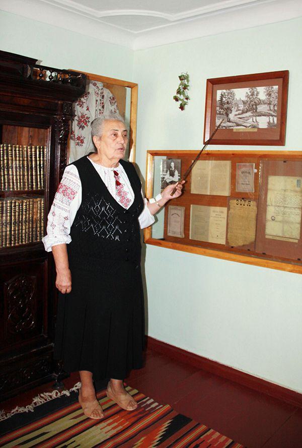 Вера РИМСКАЯ рассказывает о детстве Леси Украинки.