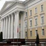 Минобороны Беларуси опровергает падение снаряда в населенном пункте