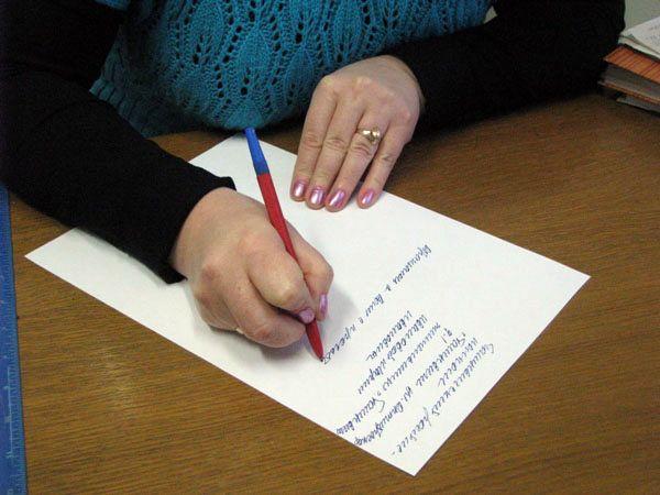 В Рогачевском районном исполнительном комитете каждому обращению граждан уделяют максимум внимания