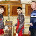 Учащиеся Рогачевского государственного профессионально-технического колледжа строителей стали победителями регионального этапа II Республиканского конкурса профессионального мастерства «WorldSkills Belarus» в двух номинациях
