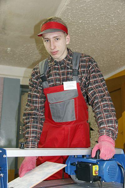 Дмитрий Кондрашков представит свое учреждение на республиканском этапе конкурса.