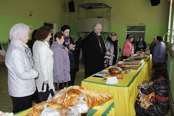 Девятый пасхальный фестиваль «И Божия нисходит благодать…» стартовал в Рогачевском городском Доме культуры