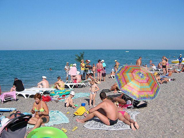 отдых летом в крыму с ребенком в судаке