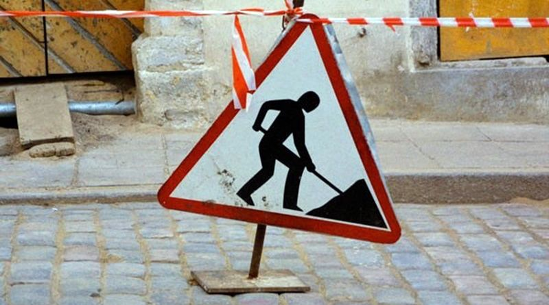 С 27 июля по 10 августа 2016 года в Рогачеве будет перекрыто движение автотранспорта по ул. Ленина
