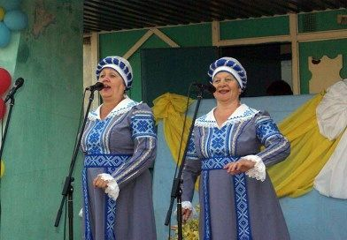 ФОТОРЕПОРТАЖ. «Мой родны кут». Под таким названием в Поболове Рогачевского района прошел долгожданный праздник – День деревни.