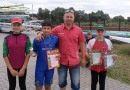 Юные рогачевские гребцы  пополнили свои медальные запасы