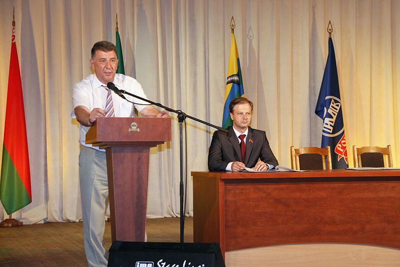Делегат V Всебелорусского народного собрания Иван КАЛУПАХО делится своими впечатлениями о работе масштабного форума.