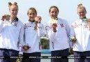 «Молодцы, так держать!» — Лукашенко поздравил белорусских спортсменок с олимпийской бронзой в гребле