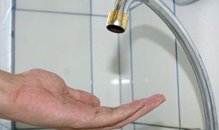 Жители Залинейного микрорайона и Задрутья почти на целый день останутся без воды