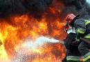 В Рогачеве при пожаре на ул.Друтской чуть не погиб пенсионер