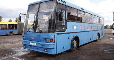 Единственный в Рогачеве туристический автобус отработал свой ресурс и нуждается в замене
