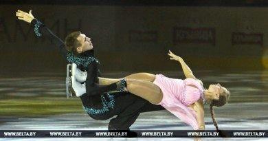 Беларусь примет чемпионат Европы по фигурному катанию в 2019 году