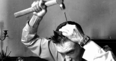 В Светлогорске мужчина вбил себе в голову гвоздь и остался жив