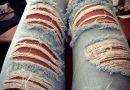 Журналисты рогачевской районной газеты «Свабоднае слова» дискутируют: рваные джинсы — это  писк моды  или крик о помощи?