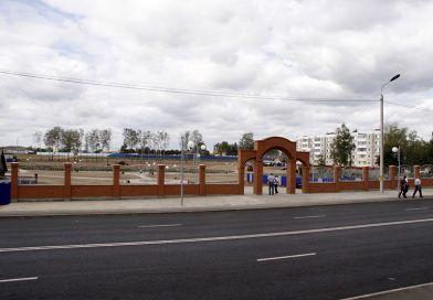 Новый парк в Рогачеве: имени Лынькова  или «Ква-ква-парк»?  Конкурс — в самом разгаре!