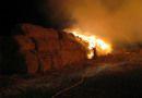 Тракторист из деревни Зборов Рогачевского района поджег скирду соломы назло руководству хозяйства «Новый путь»