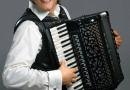 «Золотой аккордеон Беларуси» выступит в Рогачеве 6 декабря!