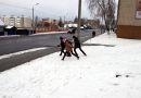 В Рогачеве после обновления тротуаров  на улице Ленина появился опасный участок