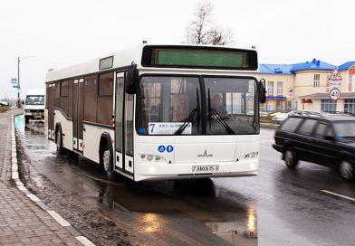 В Рогачеве появился автобус, приспособленный  для перевозки инвалидов-колясочников