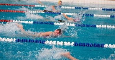 Команда Рогачёвской СДЮШОР-2 стала бронзовым призёром Рождественского фестиваля плавания