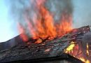 В Рогачёвском районе год Огненного Петуха начался с пожаров