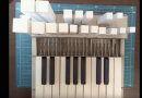 Белорус заставил звучать собранный из картона музыкальный инструмент