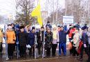 ФОТОРЕПОРТАЖ. В Рогачёве «Добрые соседи» побили рекорд по массовости и градусу веселья