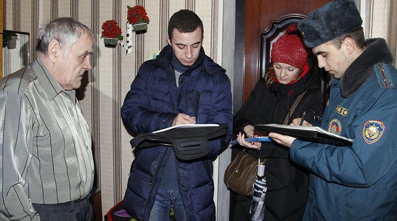 Смотровые комиссии довольны состоянием домовладений в Рогачёве.
