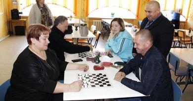 Четвёртая встреча «Дружных соседей» Рогачёвщины принесла двойную удачу жителям  агрогородка Поболово
