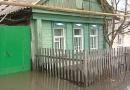 Подтопления паводковыми водами отмечаются в двух районах Гомельской области