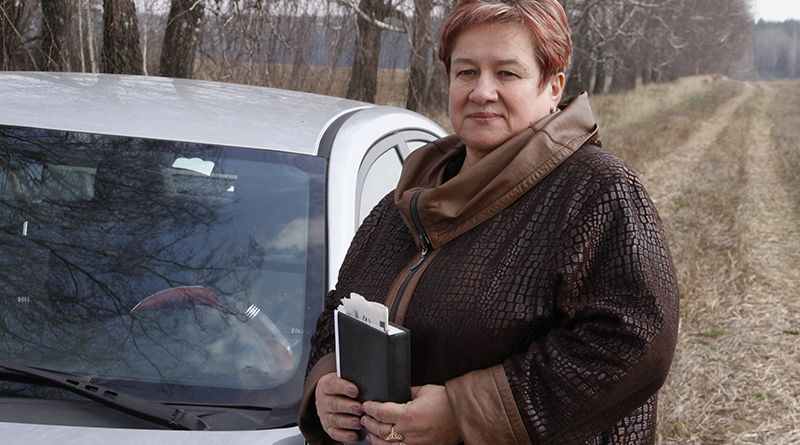 Сельисполком Татьяны АНТУШЕВИЧ стал лучшим в районе.