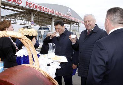 В Рогачёве побывали казахи