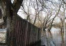 На Рогачёвщине уже подтоплены 33 подворья