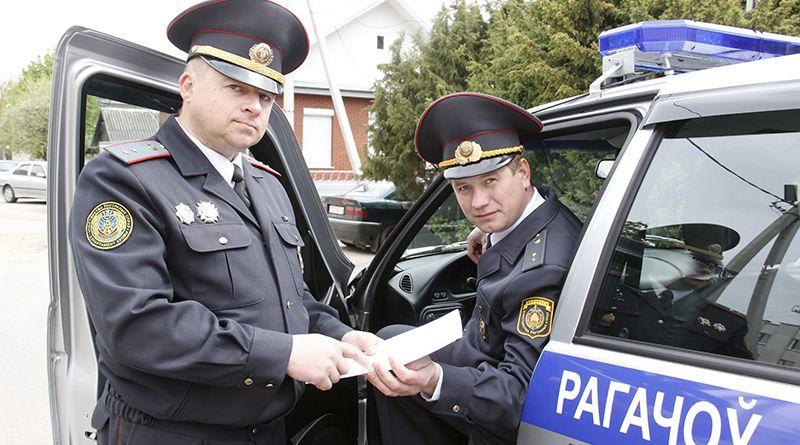 Опытные милиционеры Николай ШЕЛУШКОВ и Михаил АВДЕЕВ задержали агрессивного преступника.