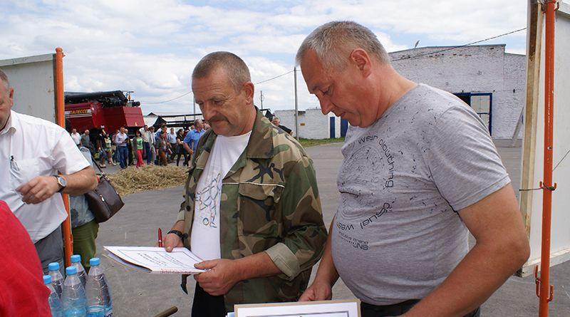 От райкома профсоюза работников АПК участники семинара получили необходимые для успешной жатвы иллюстрированные материалы.